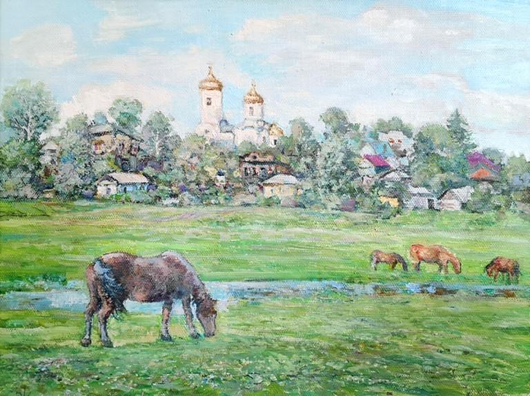 Третьяков Юрий Ильич